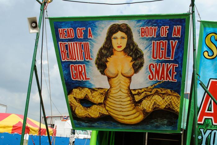 2. Delaware State Fair Midway, Harrington