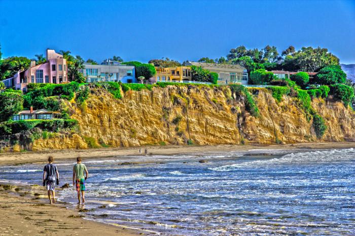 6.  Malibu, CA