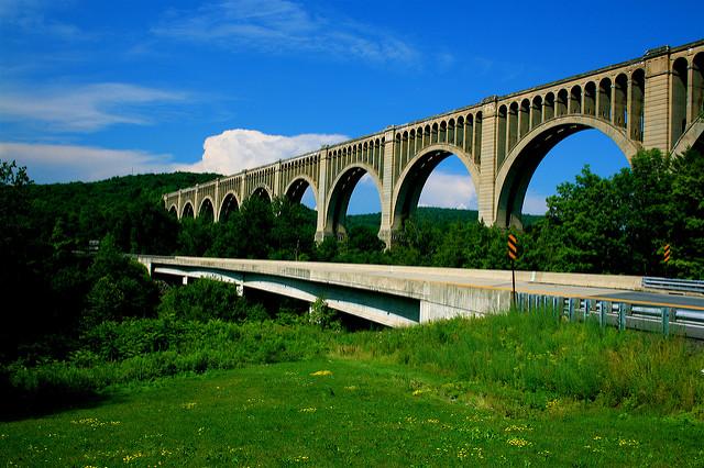 7. The Tunkhannock Viaduct