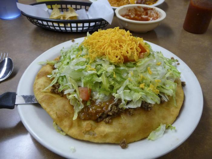 3. Navajo tacos