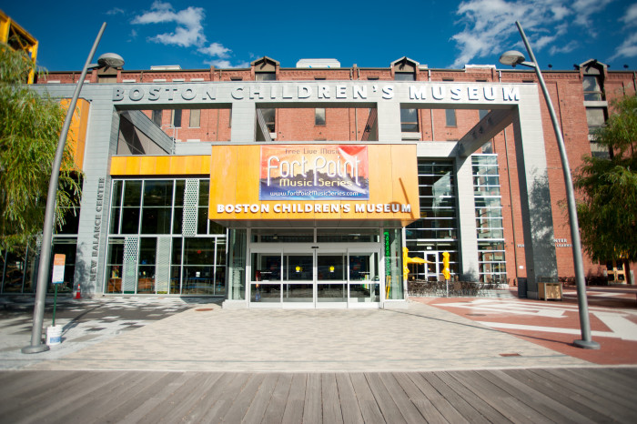4. Visit your favorite Massachusetts museum or zoo for free.