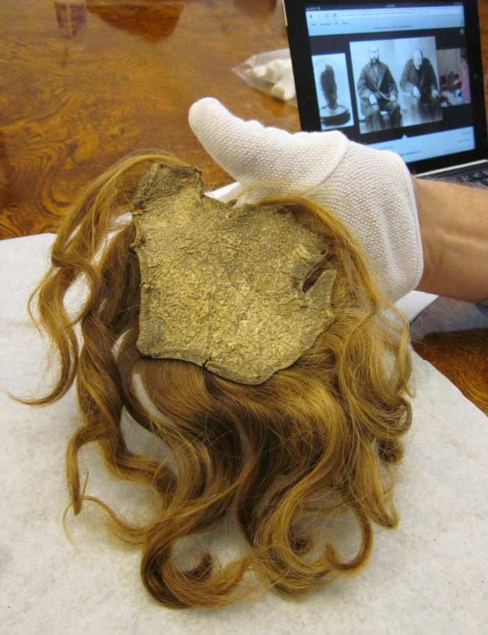 Creepy Preserved Scalp Resides In An Omaha Library