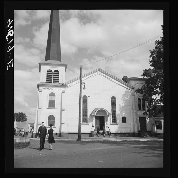 8. Church.