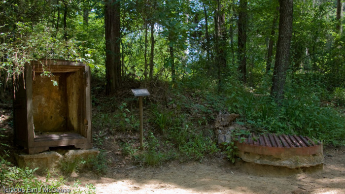 8. Rocky Springs, near Port Gibson