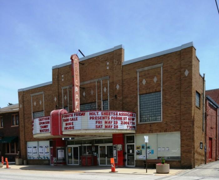 4. Historic Artcraft Theater