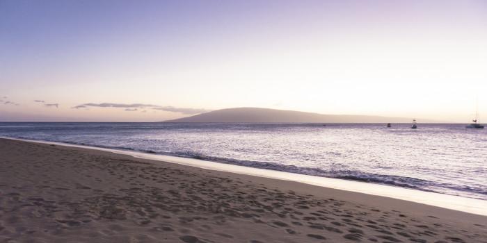 8) Kaanapali Beach, Maui