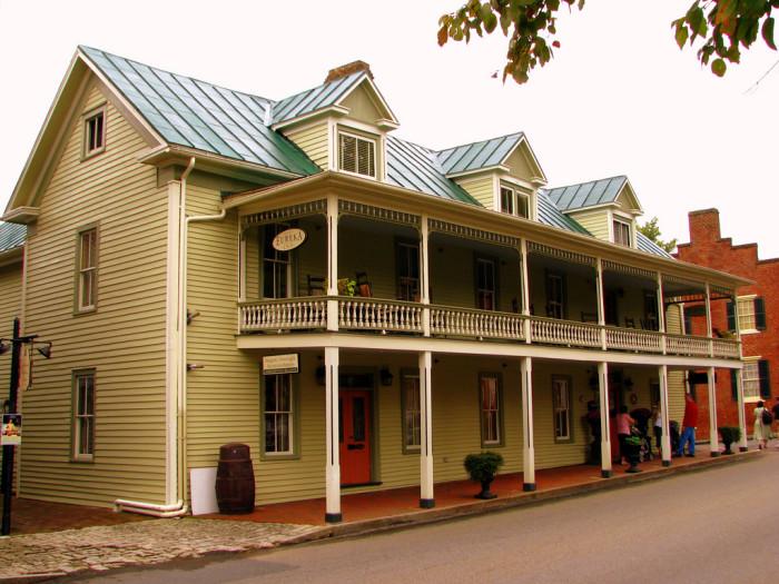 8) The Eureka Inn
