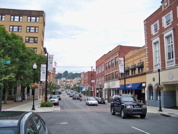 8. Morgantown