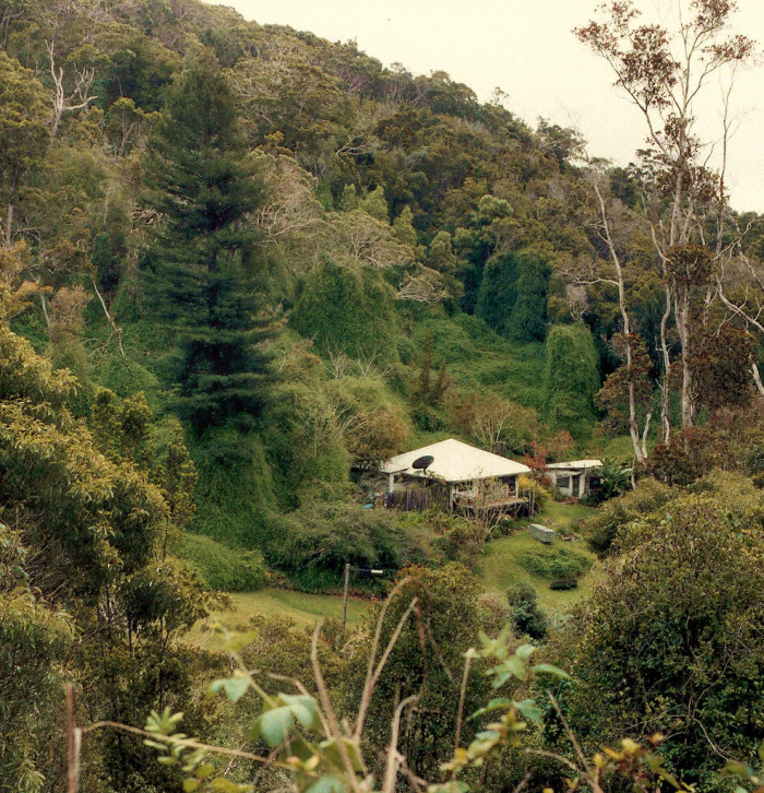 8. There is something perfectly serene about this house tucked away into a Kauai valley.