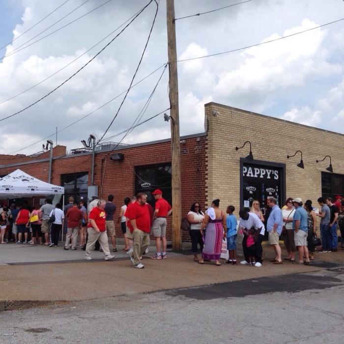 8.Pappy's Smokehouse, St. Louis