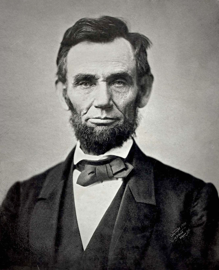 2. Abraham Lincoln owned land in Iowa.