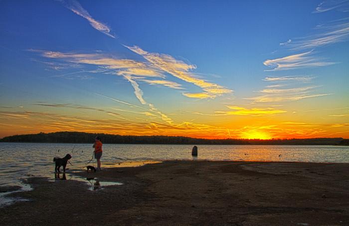 6. Clinton Lake (Lawrence)