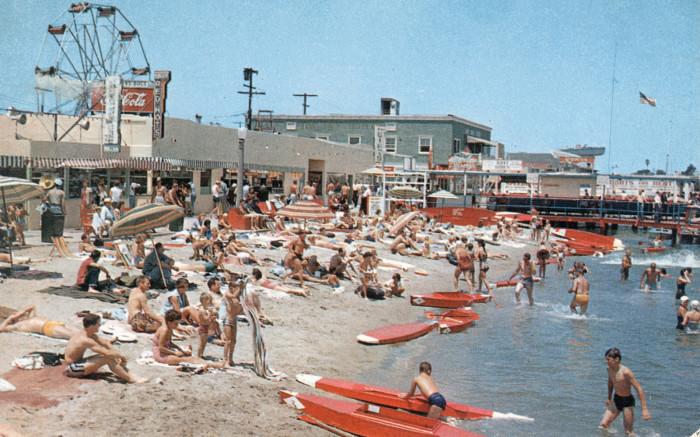 9. Balboa Fun Zone located in Newport Beach.