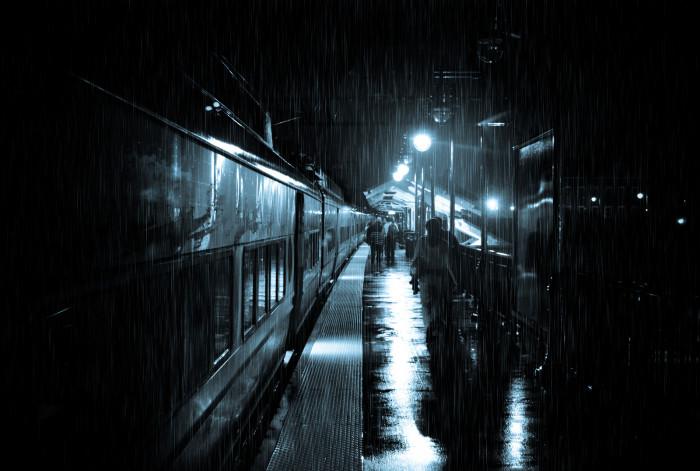 7. A little rain never hurt anyone.