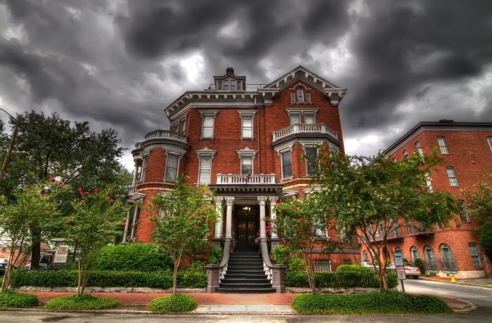 6. Kehoe House, Savannah