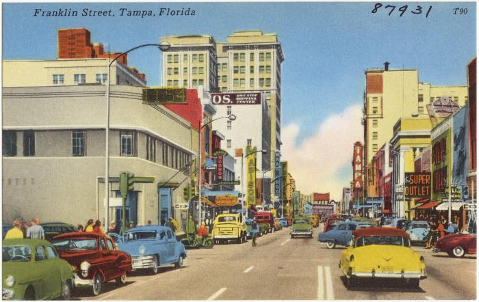 "13. ""Franklin Street, Tampa, Florida"""