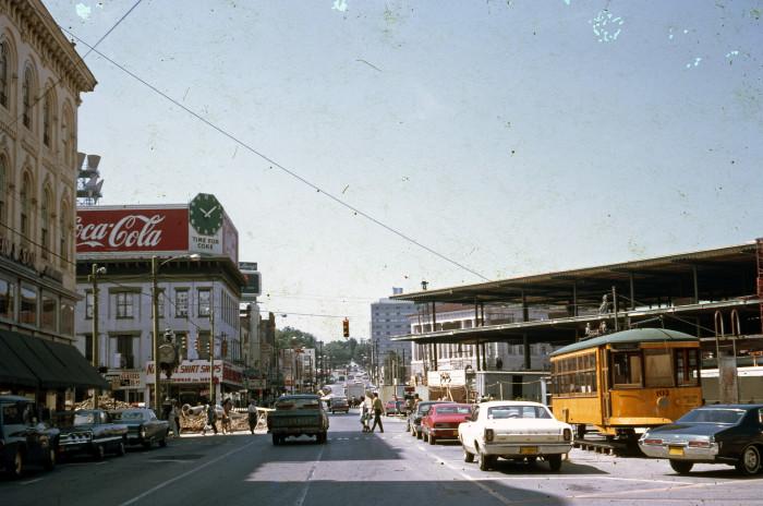 7. Street View, Montgomery, 1971