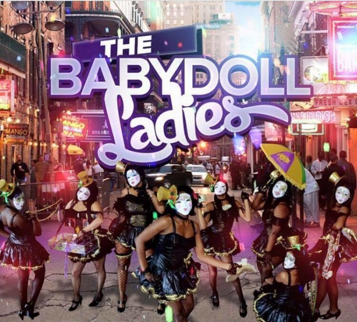 10. Baby Doll Ladies
