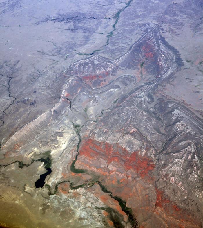 10. Spring Creek and Middle Chugwater Creek, Laramie Range