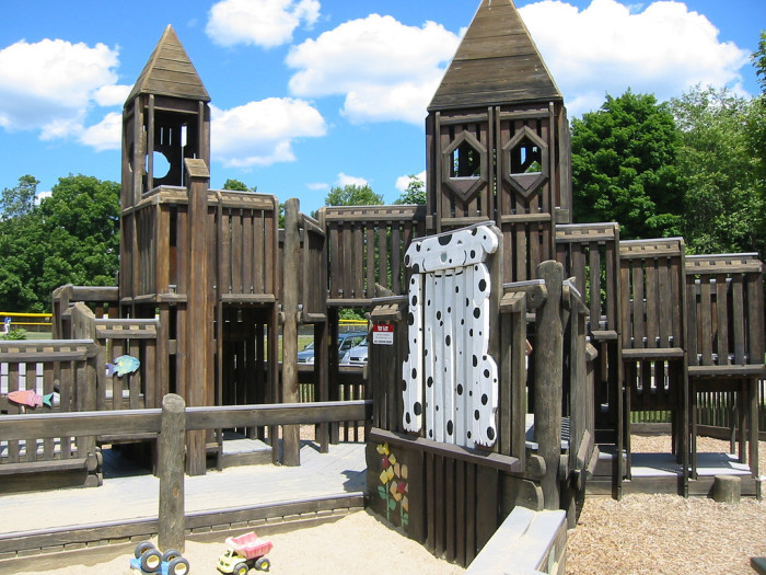 6. Action Cove Playground, West Newbury