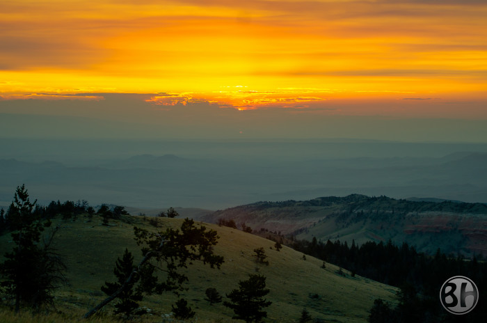 Devils Tower Wy >> 17 Beautiful Sunrises In Wyoming