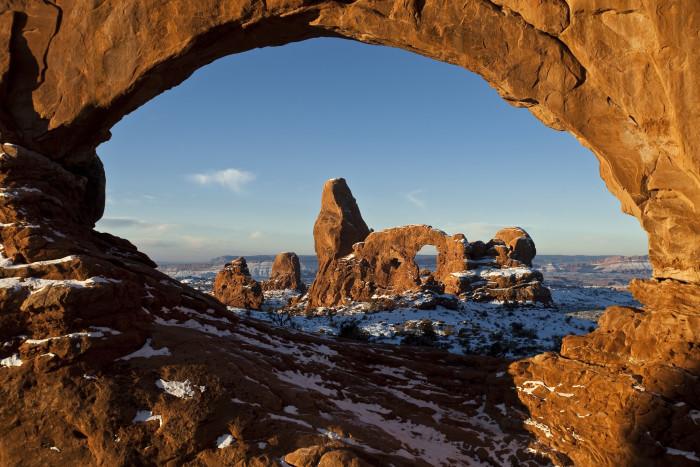 1. Arches National Park