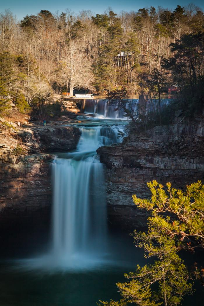 3. DeSoto Falls - Mentone, AL