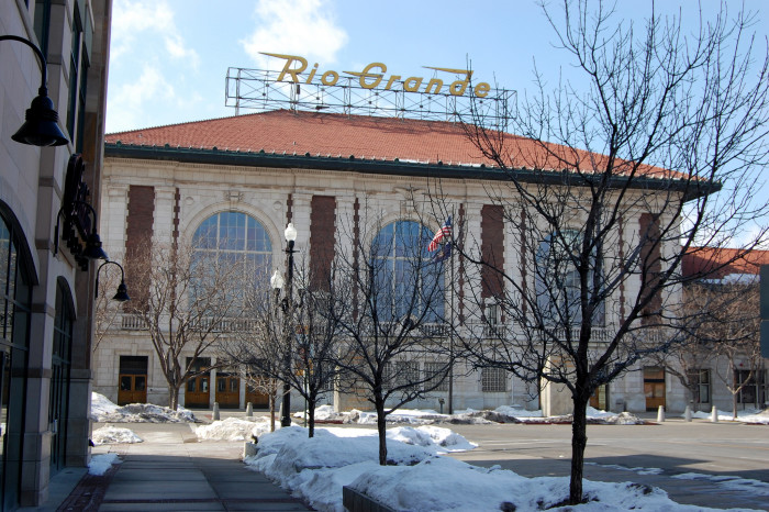 5. Rio Grande Depot, Salt Lake City