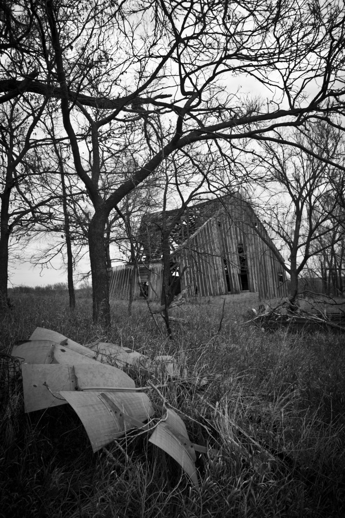 3. Could this be a post-apocalyptic Nebraska?