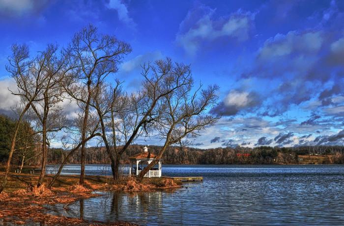 10. Piney Run Lake, Carroll County