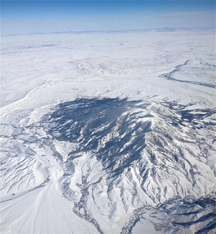 3. Snowy Elk Mountain
