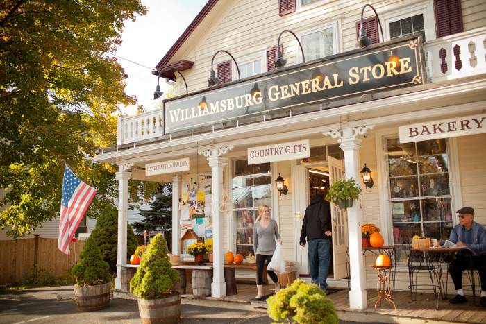 2. Williamsburg General Store
