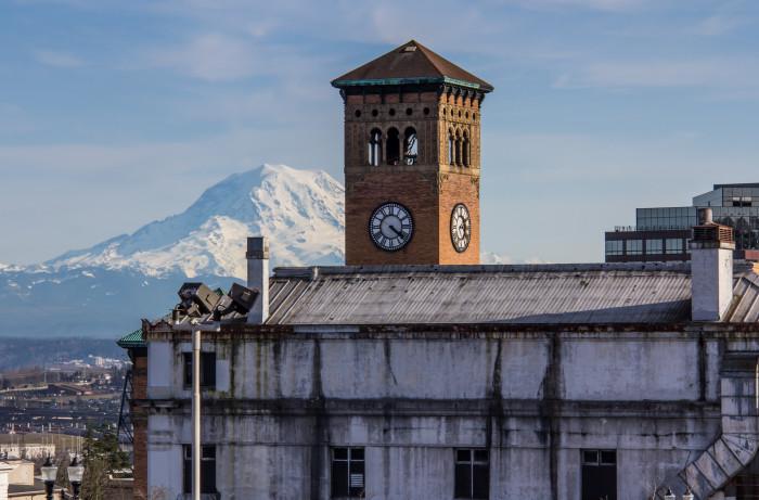 7. Old City Hall, Tacoma