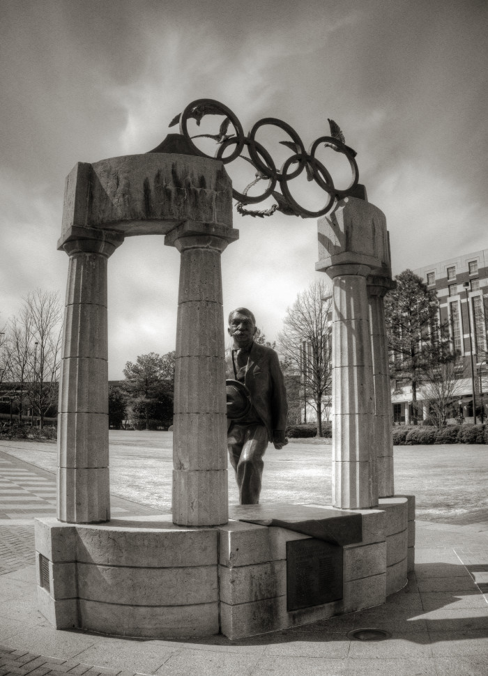 1. The Olympic terrorist bombing in Centennial Park.