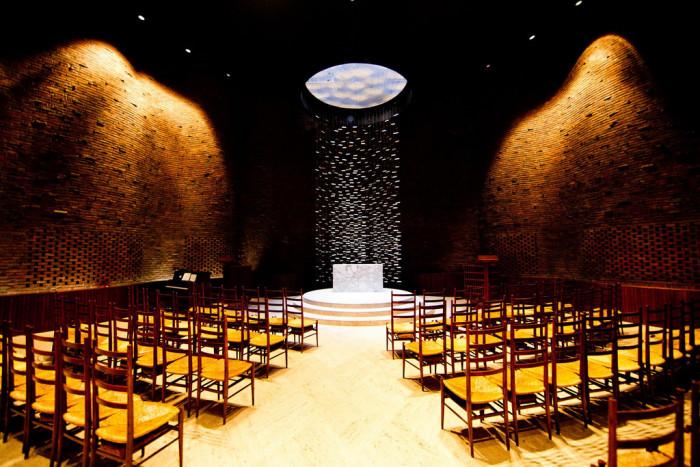 4. MIT Chapel, Cambridge