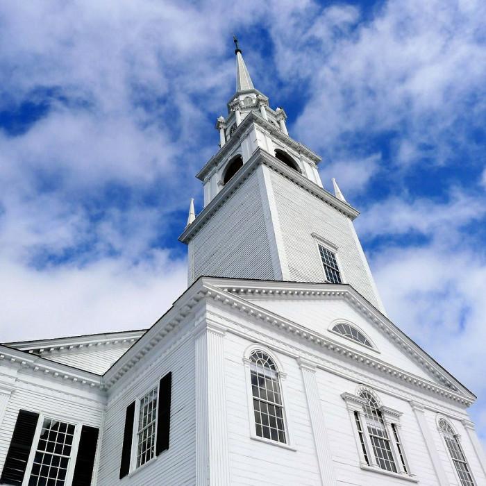9. First Religious Society Church, Newburyport