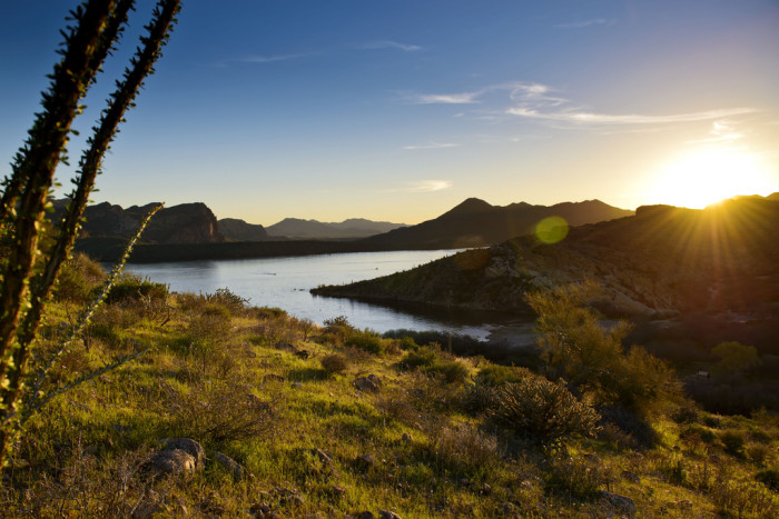 5. Do you enjoy spending time out in nature? Lucky for you, Arizona has a long list of areas for hiking, camping, hunting, or just enjoying nature's peacefulness.