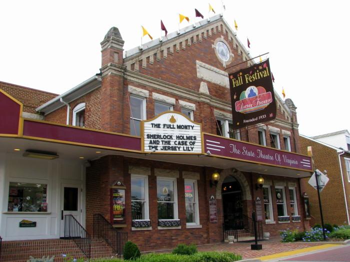 2. Barter Theatre