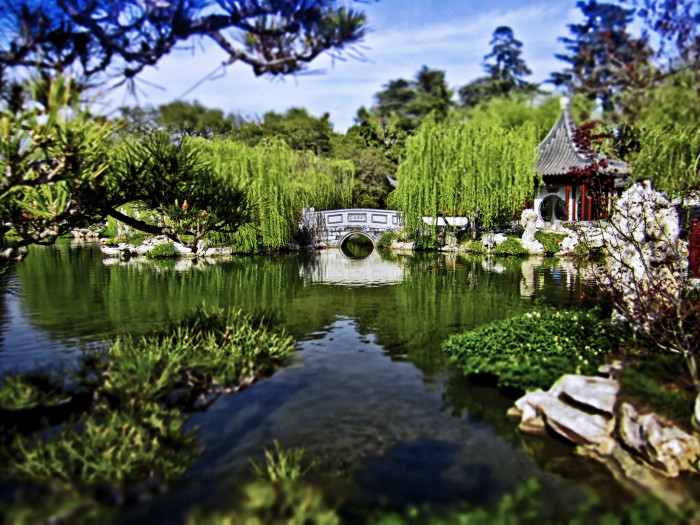 9 beautiful gardens in southern california for Gardens in southern california