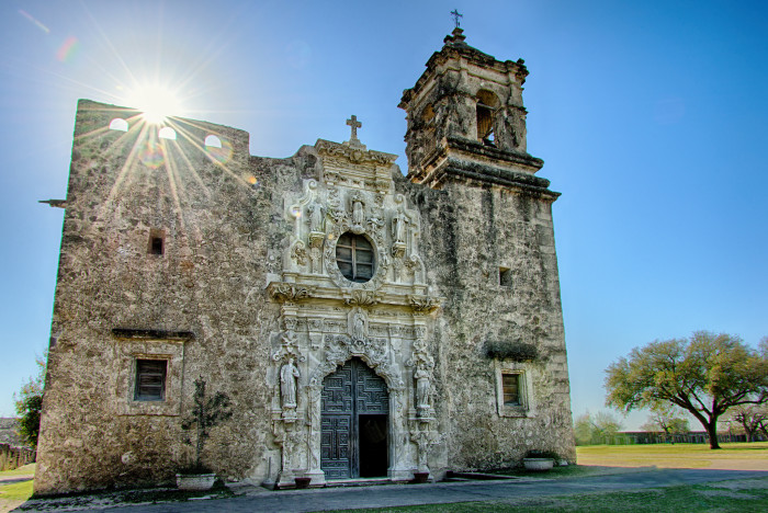 5. San Jose Mission (San Antonio)