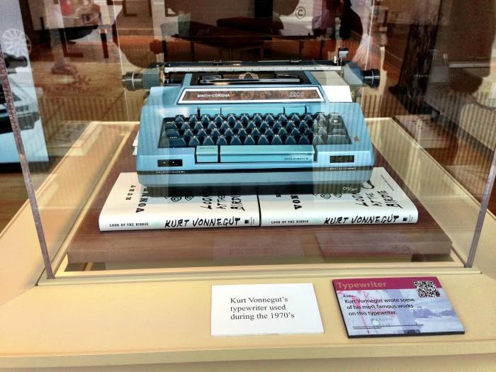 4. Kurt Vonnegut Museum