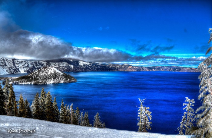 8. Crater Lake is one of the most beautiful places on earth. Period.