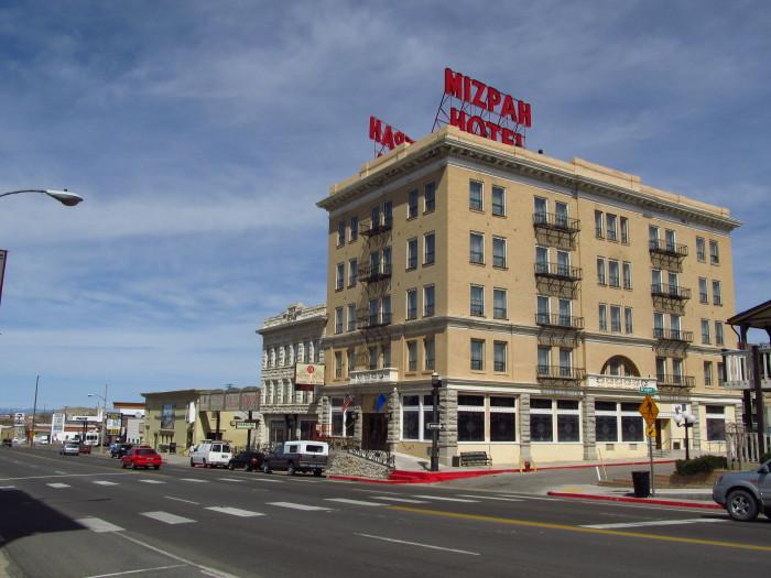6. Pittman Cafe at Mizpah Hotel - Tonopah, NV