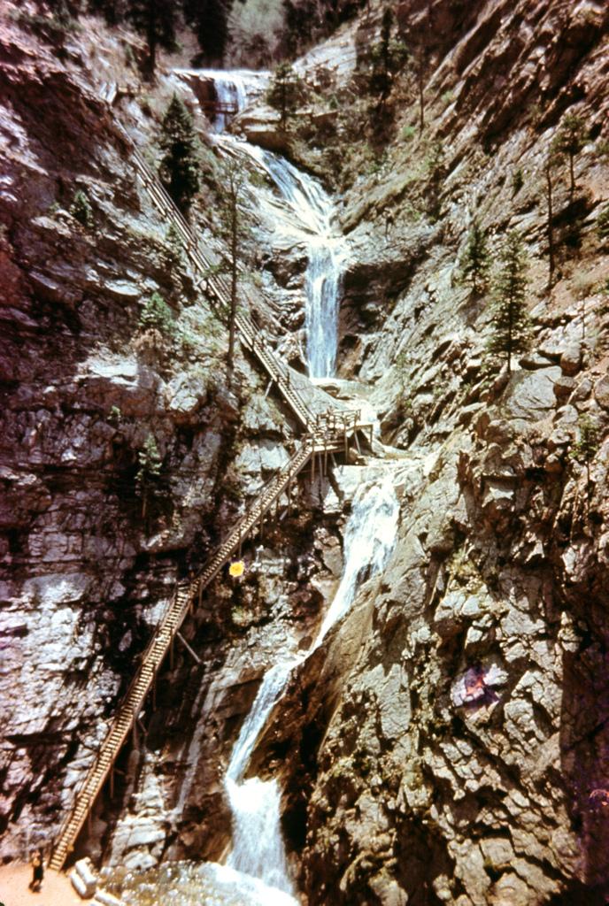 """15. """"Seven Falls."""" (1957)"""