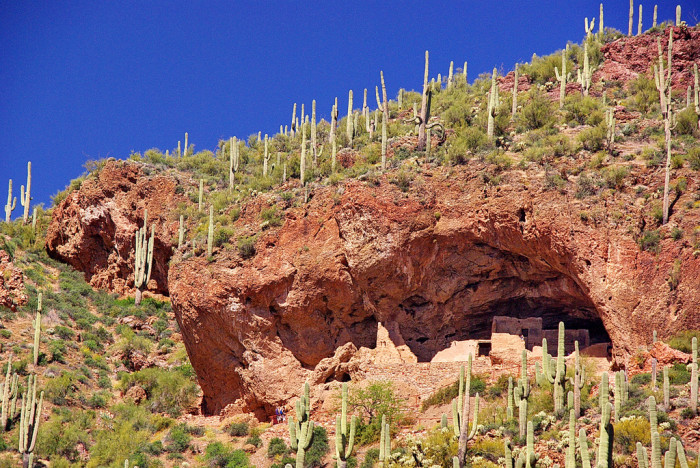 4. Tonto National Monument