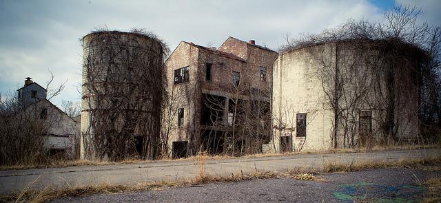 Central Maine Motors >> 10 Unbelievable Pennsylvania Ruins