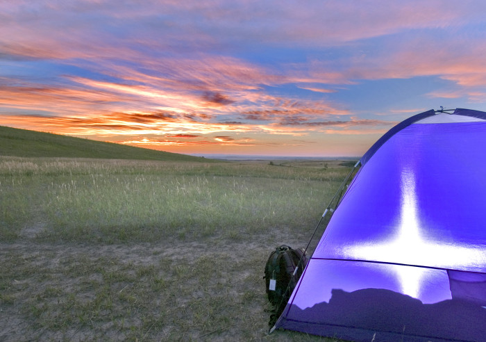 Being outdoors - things everyone in south dakota absolutely loves