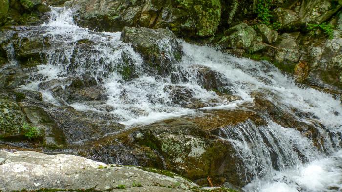 7. Fallingwater Cascades