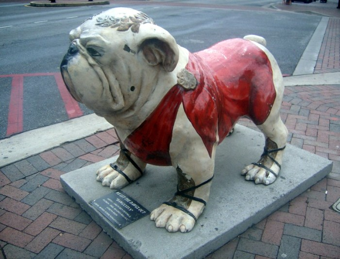 8. The Mascot That Everyone Knows and Loves