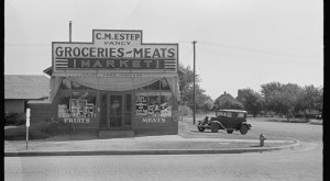 What Every Small Town In Kansas Had In The 1930s. It Was A Simpler Time.